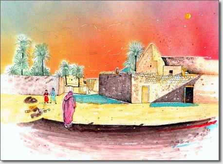 FARID BENYAA .... PAYSAGES ET MONUMENTS D'ALGERIE 4i_el-10