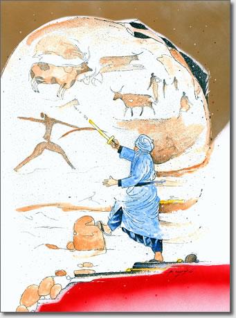 FARID BENYAA .... PAYSAGES ET MONUMENTS D'ALGERIE 4v_dja10