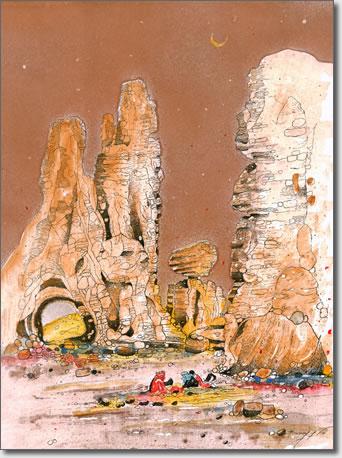 FARID BENYAA .... PAYSAGES ET MONUMENTS D'ALGERIE 4w_tam10