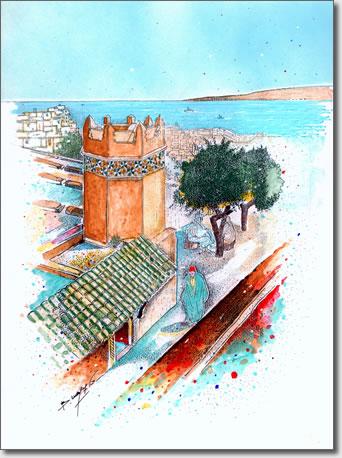 FARID BENYAA .... PAYSAGES ET MONUMENTS D'ALGERIE 4z_dja11