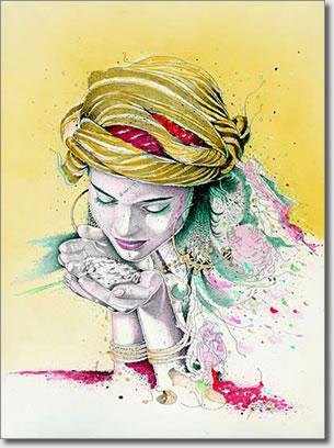 FARID BENYAA .... PORTRAITS DE FEMMES 7_la_f10