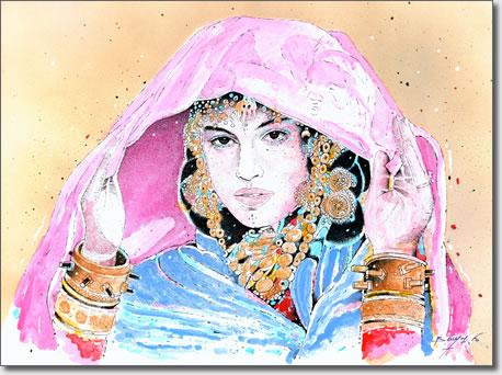 FARID BENYAA .... PORTRAITS DE FEMMES 7ae_l_10