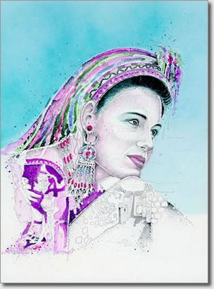 FARID BENYAA .... PORTRAITS DE FEMMES 7l_el-10
