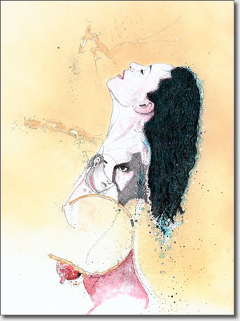 FARID BENYAA .... PORTRAITS DE FEMMES 7r_cha10