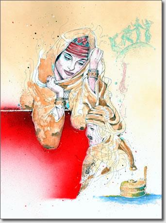 FARID BENYAA .... PORTRAITS DE FEMMES 7t_les10