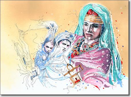 FARID BENYAA .... PORTRAITS DE FEMMES 7u_enf10