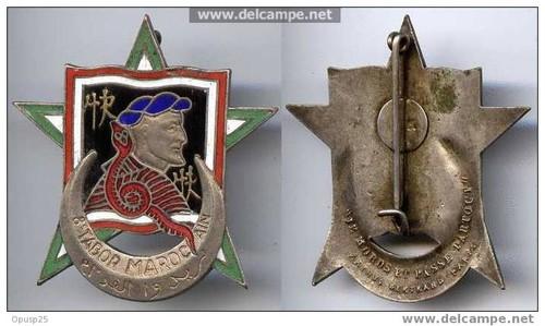 ..Quelques insignes marocains 8ame_t11