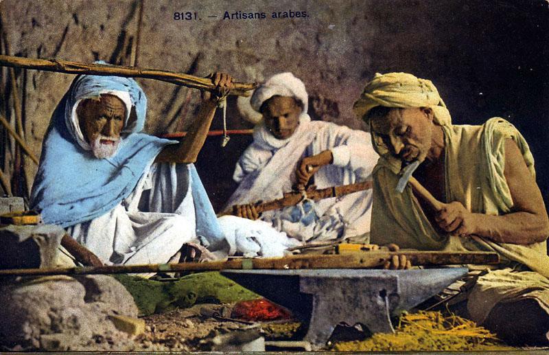 Les vieux métiers marocains... Armuri10