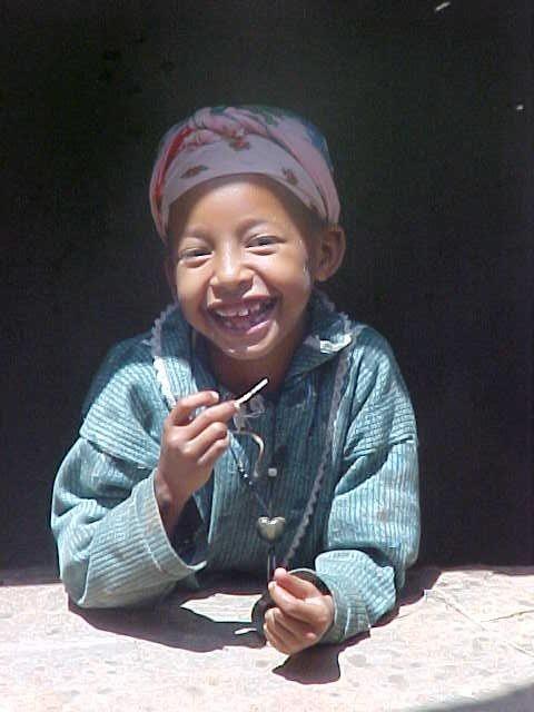 ... Portraits marocains Berber10