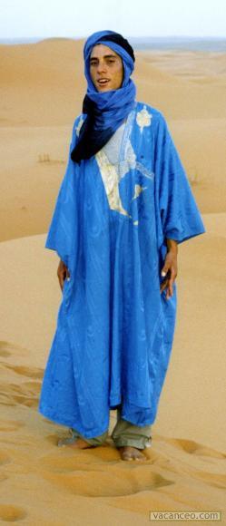 Pas d'homme BLEU ... Berber12
