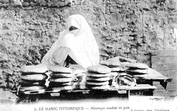 Les vieux métiers marocains... Boulan10