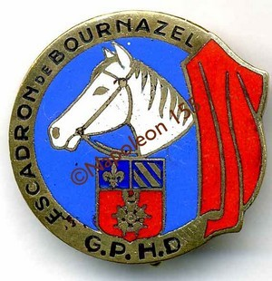 ..Quelques insignes marocains Bourna10