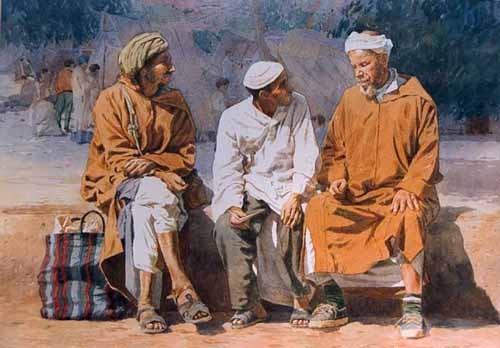 Voyage au Maroc Discus10