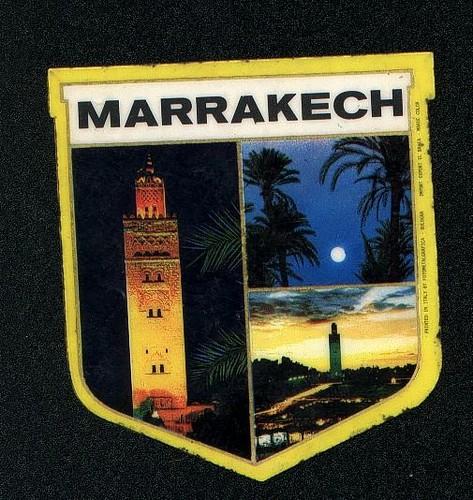 ..Quelques insignes marocains Ecusso10