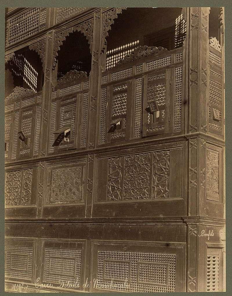 MOUCHARABIEH du Maroc et d'ailleurs ... Egypte12
