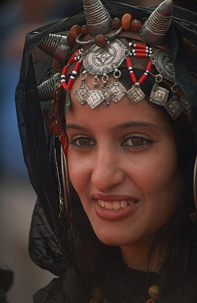 ... Portraits marocains Femme_10