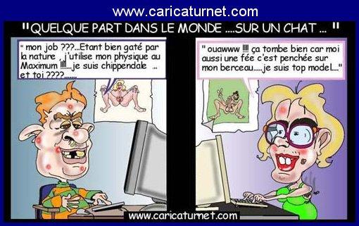 The a la menthe Humour15