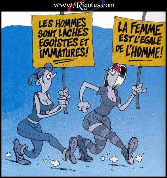 The a la menthe Humour19