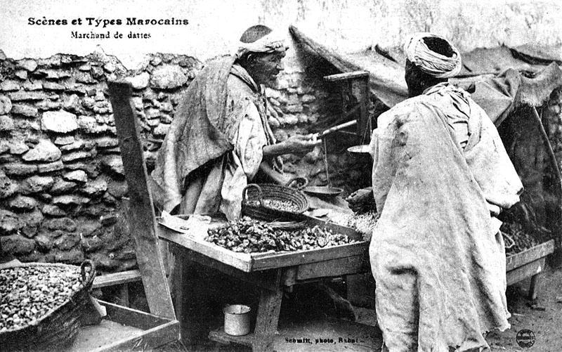 Les vieux métiers marocains... La_bon10