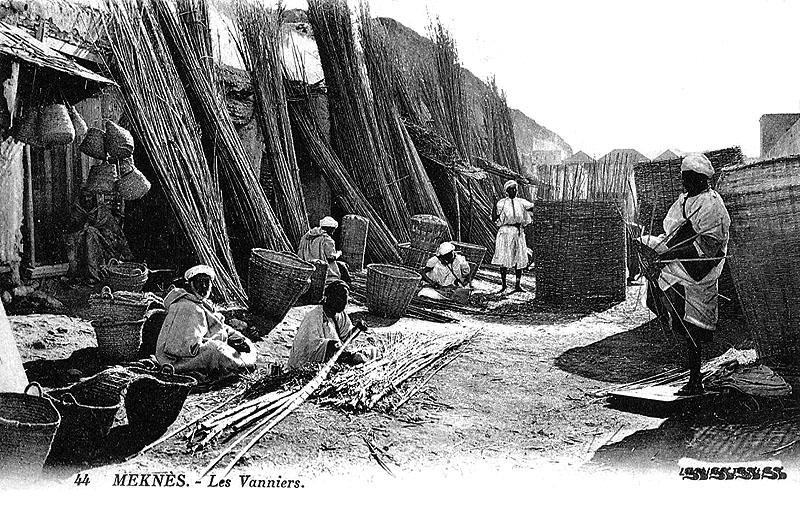 Les vieux métiers marocains... Les_va10
