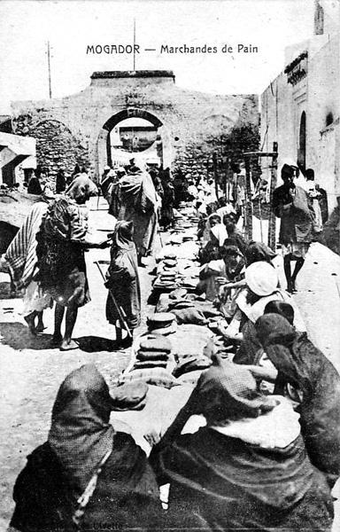 Les vieux métiers marocains... Marcha10