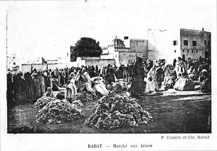 Les vieux métiers marocains... Marche10