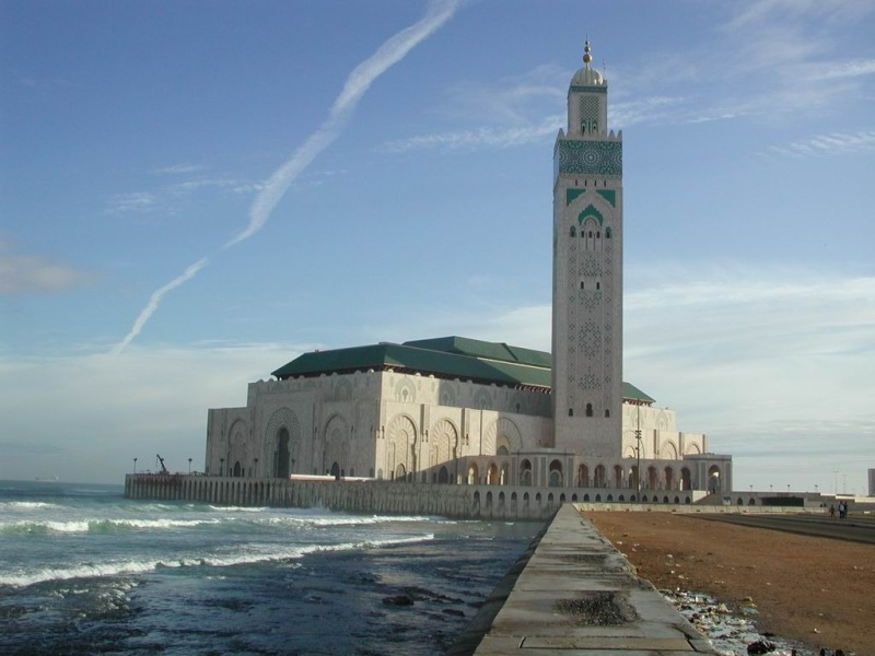 MOSQUEES .... Maroc10