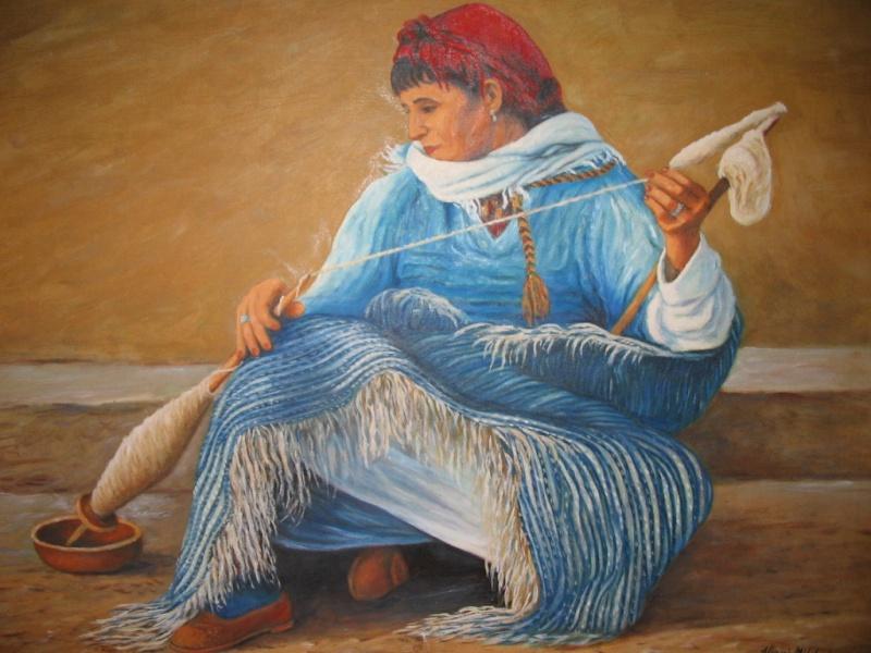 Voyage au Maroc Peintu10