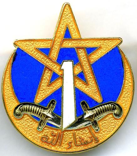 ..Quelques insignes marocains Regime10