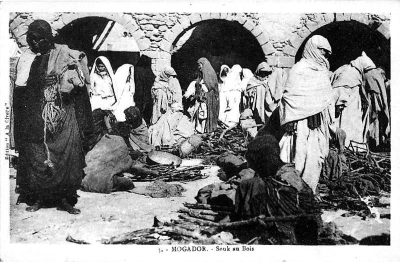 Les vieux métiers marocains... Souk_a11
