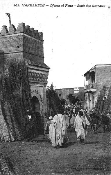 Les vieux métiers marocains... Souk_d10