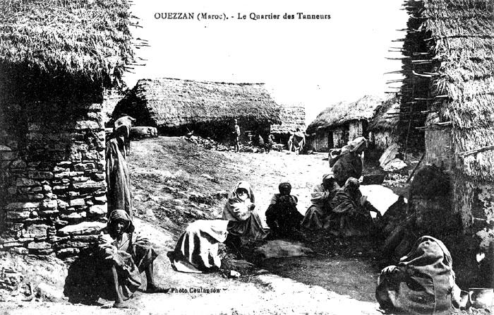 Les vieux métiers marocains... Tanneu11