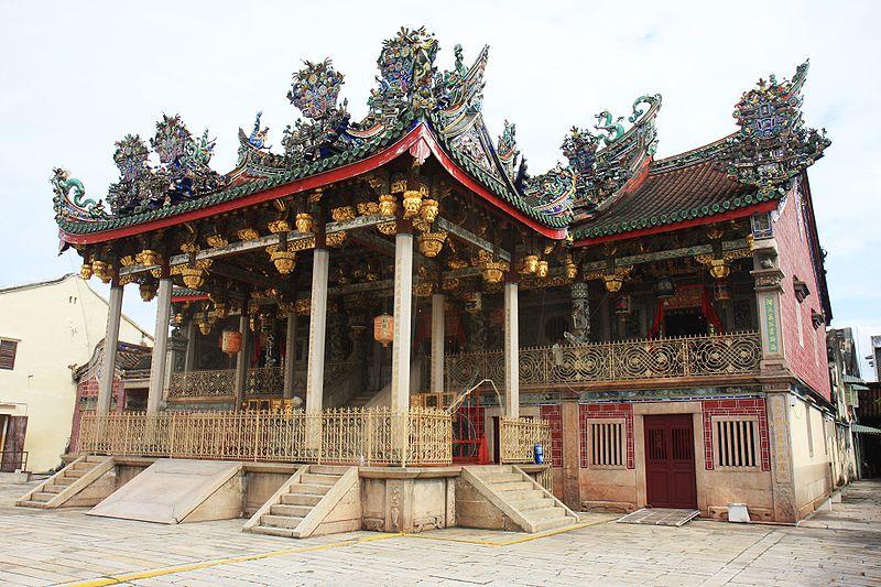 ... Je suis allée au musée des religions du monde Temple11
