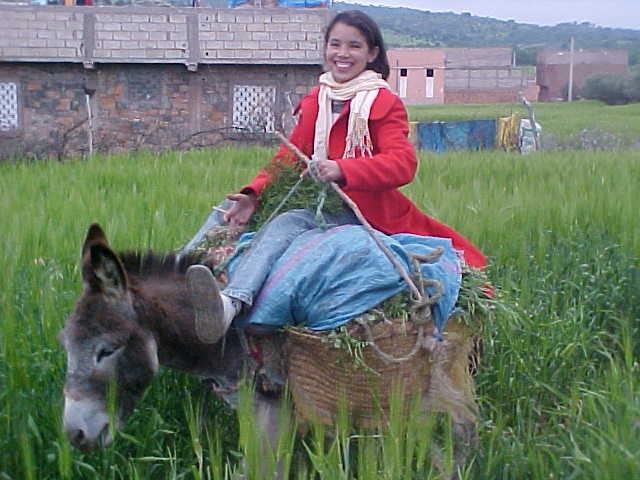 ... Portraits marocains Yasmin10