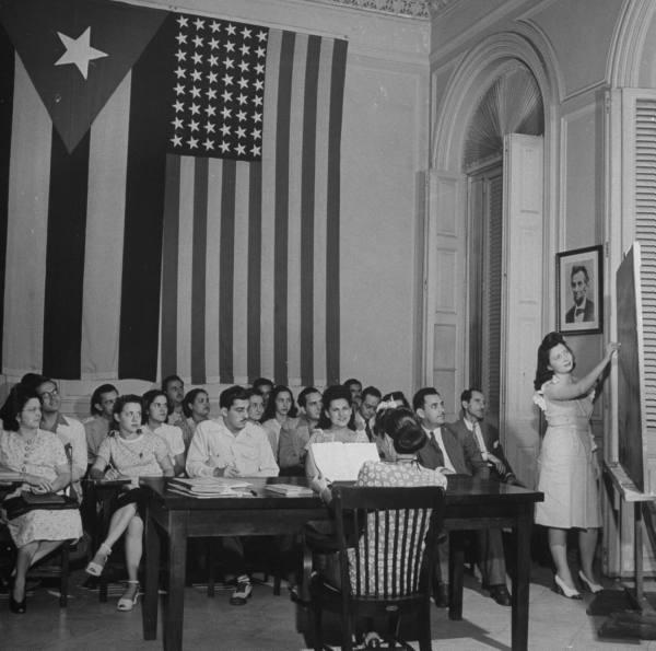 Cuba en 1945 C1110