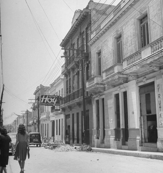 Cuba en 1945 C310