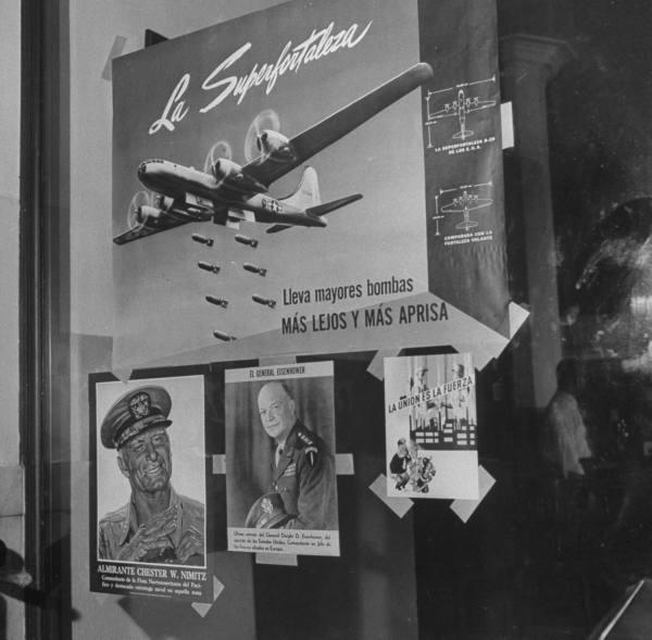Cuba en 1945 C710