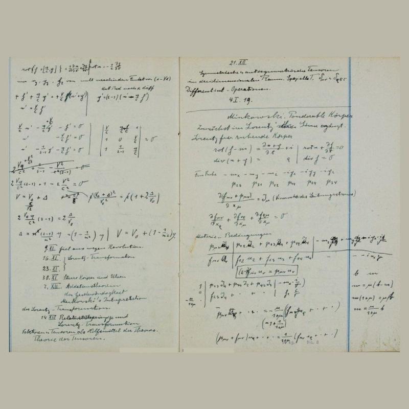 النسبية لاينشتاين 03-00910