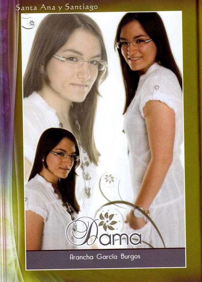 REINA Y DAMAS DE HONOR 2009 Imagen19