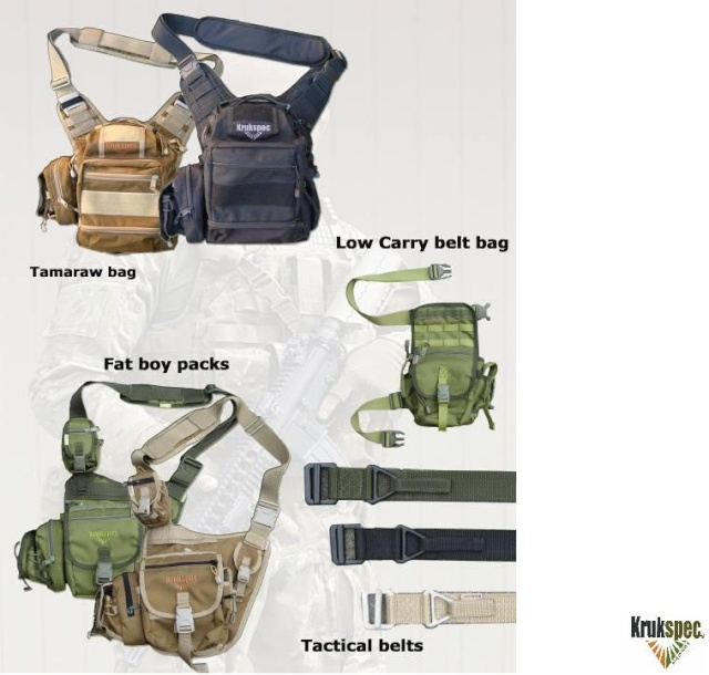 KRUKSPEC Philippines (airsoft tactical equipment and apparel) Bags10