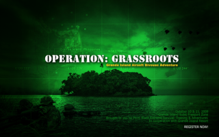 Megablast 09 - OPERATION: Grassroots (Back to airsoft basics) Grassr10