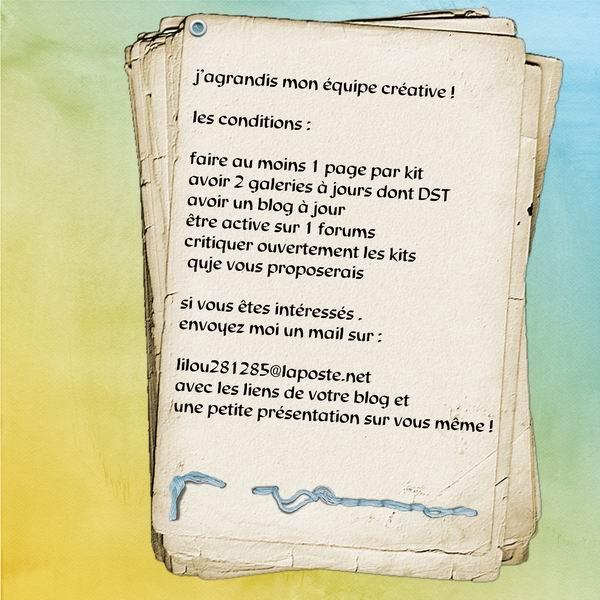 CT CALL de Lilou Redime42