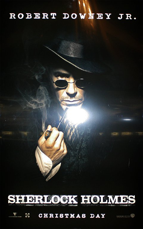 Robert Downey Jr. As Sherlock???? Mpashe10