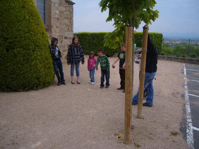 Journée barbeuc' Pétanque à Saint Georges Haute Ville du 1er mai 2009 S1034612