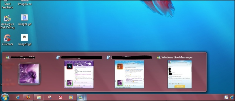 Windows Se7en en Images... Seven110