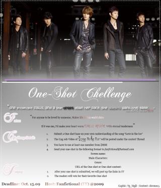 One Shot Challenge Ffcont14