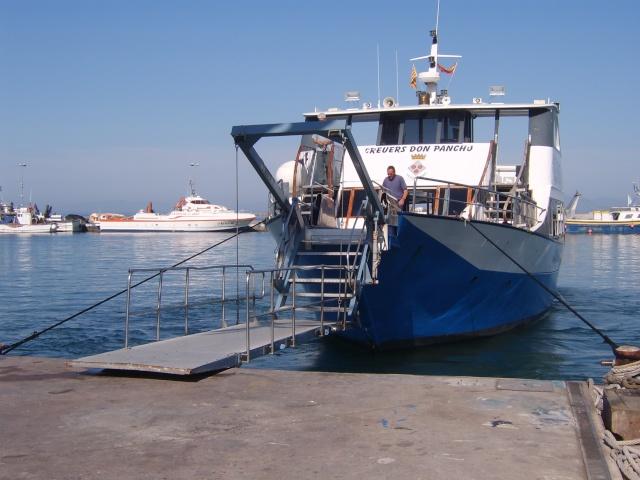 [ Associations anciens Marins ] Sortie en mer A.A.M.A.C Prades et Le Boulou Sta50036