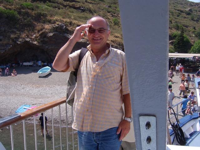 [ Associations anciens Marins ] Sortie en mer A.A.M.A.C Prades et Le Boulou Sta50053