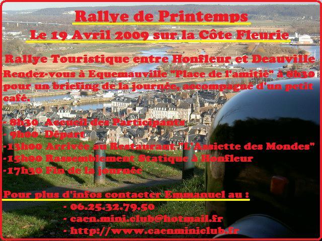 Rallye de Printemps le 19 avril 2009 à deauville !!! Pict2312