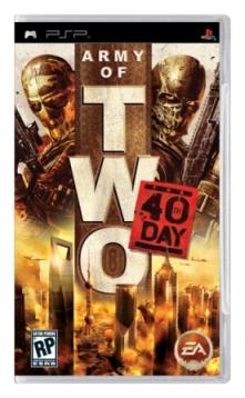 EA veröffentlicht Packshot zu Army of Two: The 40th Day 1952610